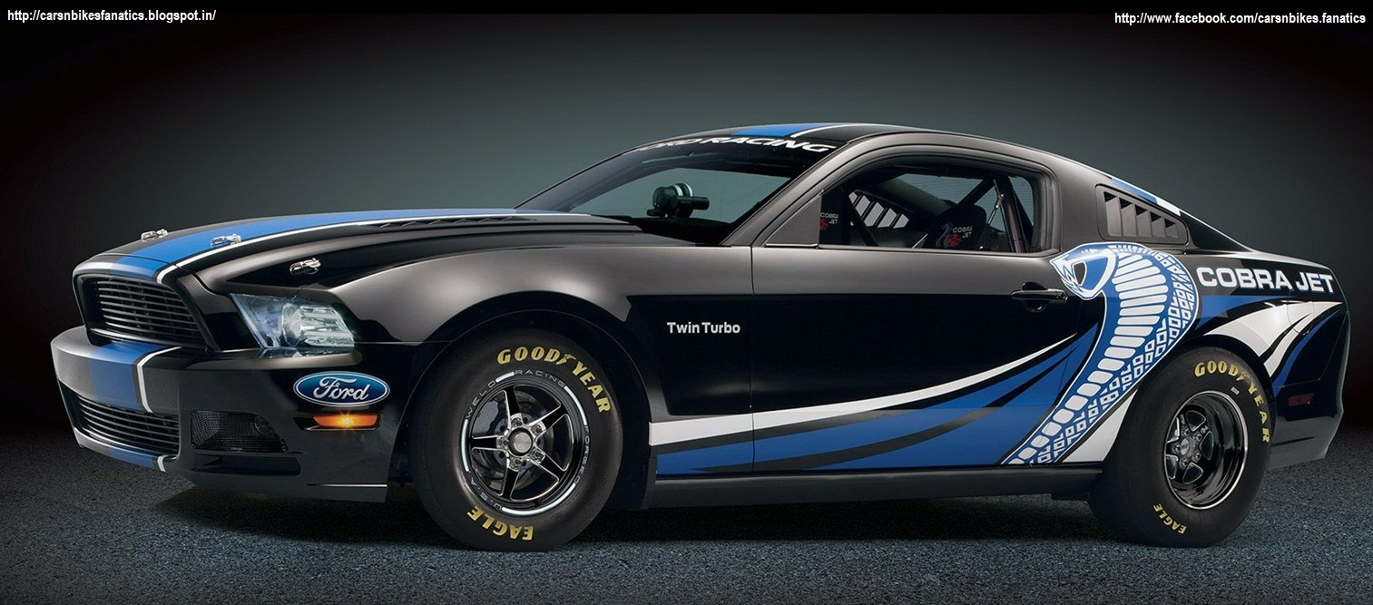 Ford Mustang Cobra Jet Twin Turbo