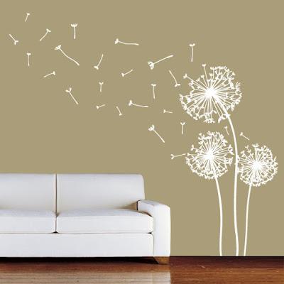 Adesivo de parede para decorar paredes, inspirações