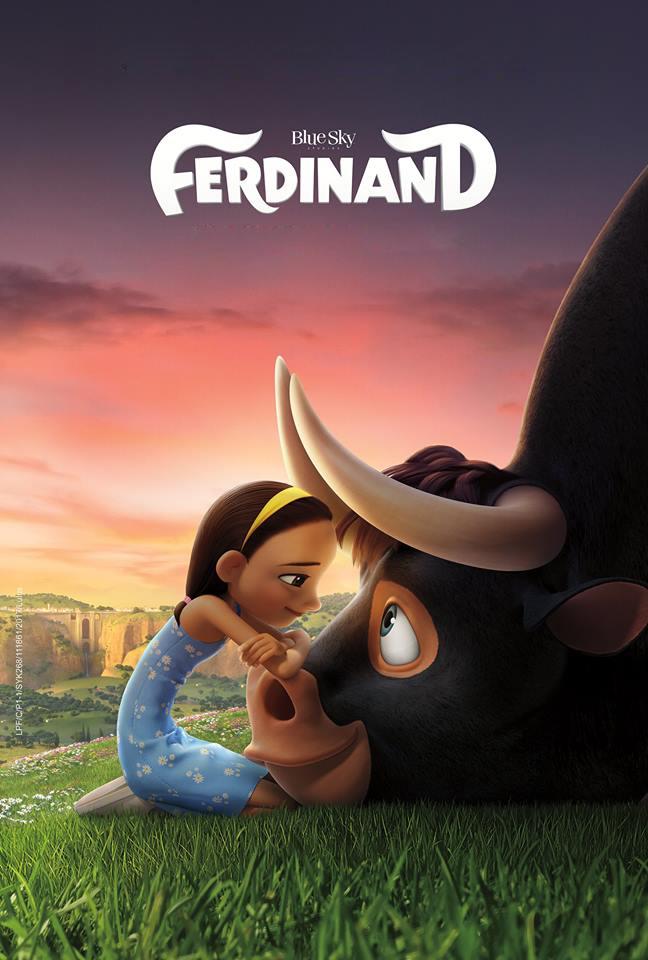 Ferdinand [2017] [DVDR] [NTSC] [Latino]