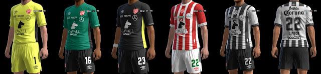 Necaxa Kits Apertura 2016 Pes 2013 By Abiel