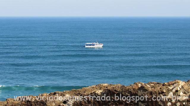 Passeio de barco pelas praias de Torres