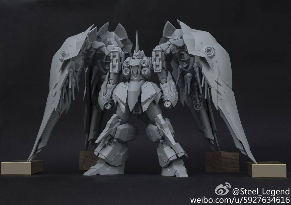 Steel Legend 1/100 NZ-666 Kshatriya