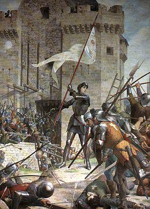 Guerra dos Cem Anos (1337 a 1453)