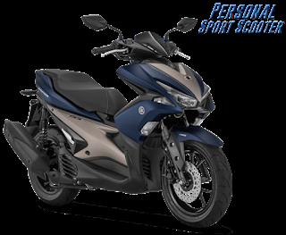 Harga Motor Yamaha Maxi Aerox S Terbaru Murah