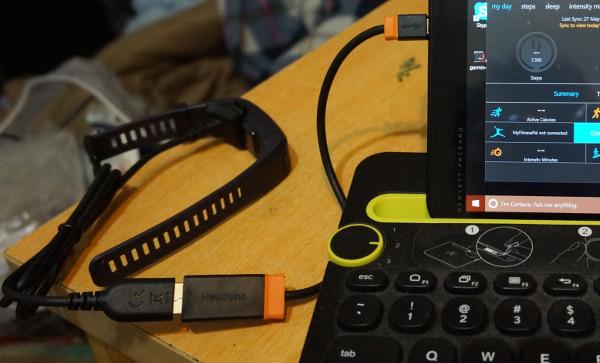 Garmin Connect Mobile, Garmin Connect Express, Windows 10, and