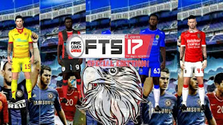 FTS17 Mod Special Edition by Dayy Apk + Data