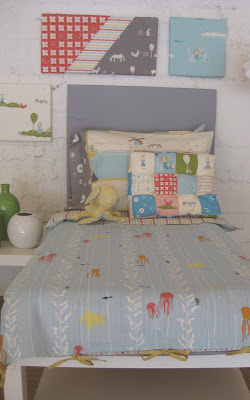 Birchfabrics Toddler Bedding Tutorial Includes Duvet