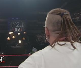 WWE / WWF - Summerslam 1999 - Chris Jericho interupts Road Dogg