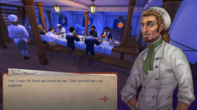 Herald: An Interactive Period Drama - Book I & II PC Full