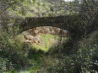 Ainzón  - Puente del barranco