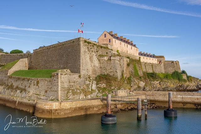 Ctadelle du Palais (Belle-Île en Mer).