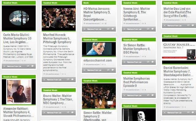 The Best of Mahler on StumbleUpon