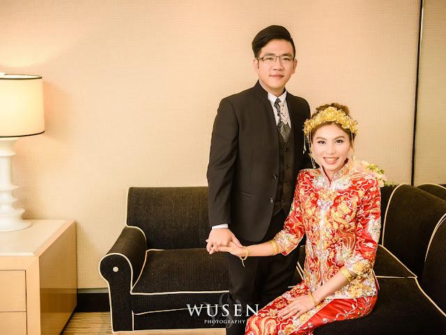 中式禮服迎娶婚攝