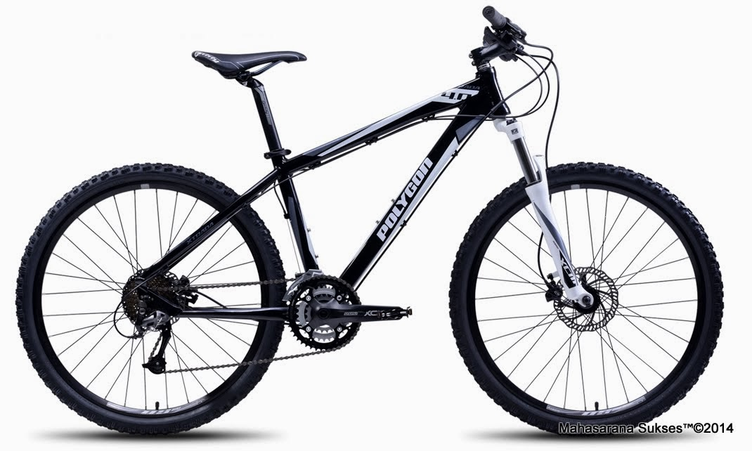 Sepeda Gunung Polygon Xtrada 4.0