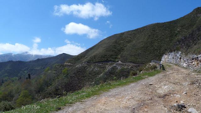 Sierra de pesquerín - Piloña - Asturias