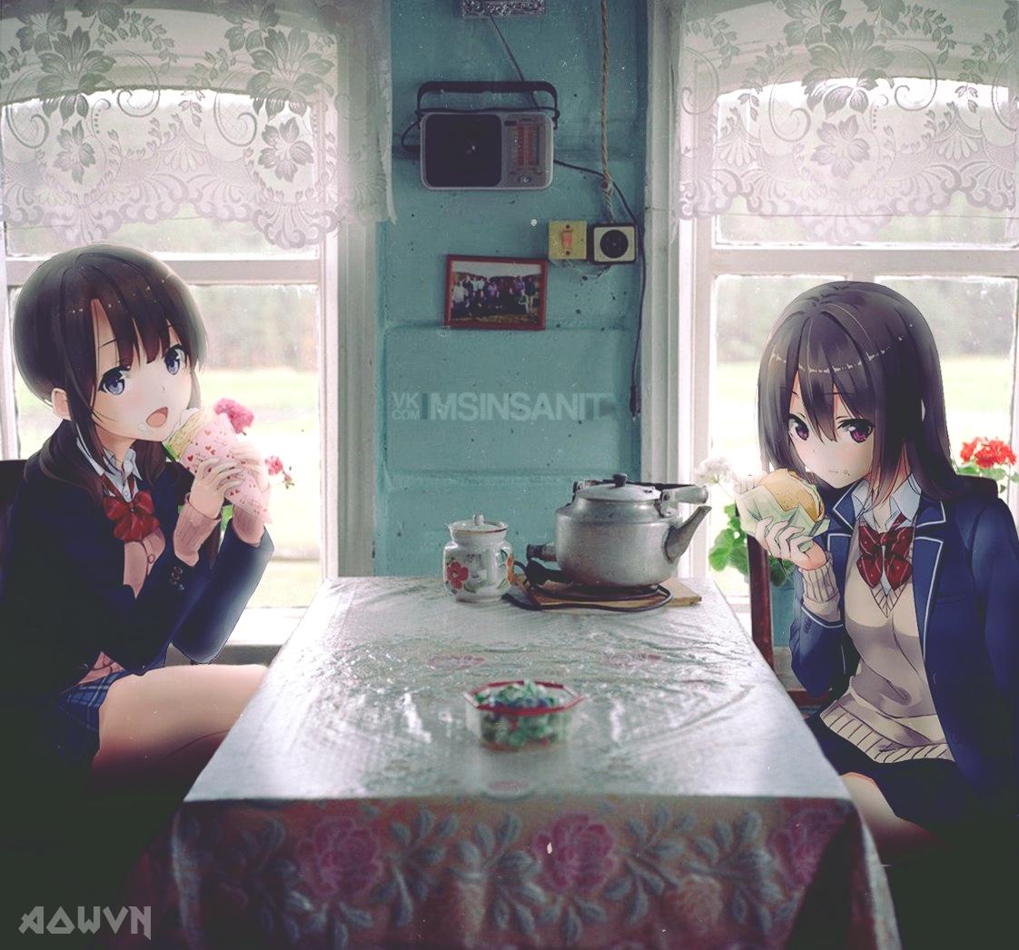 053 AowVN.org m - [ Hình Nền Anime ] cực ảo diệu từ MS INSANITY | Wallpaper