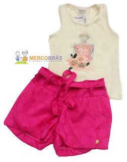 Lojas e distribuidoras de moda infantil