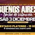 Noche de Salvación Buenos Aires, Argentina | 3 Diciembre 2016