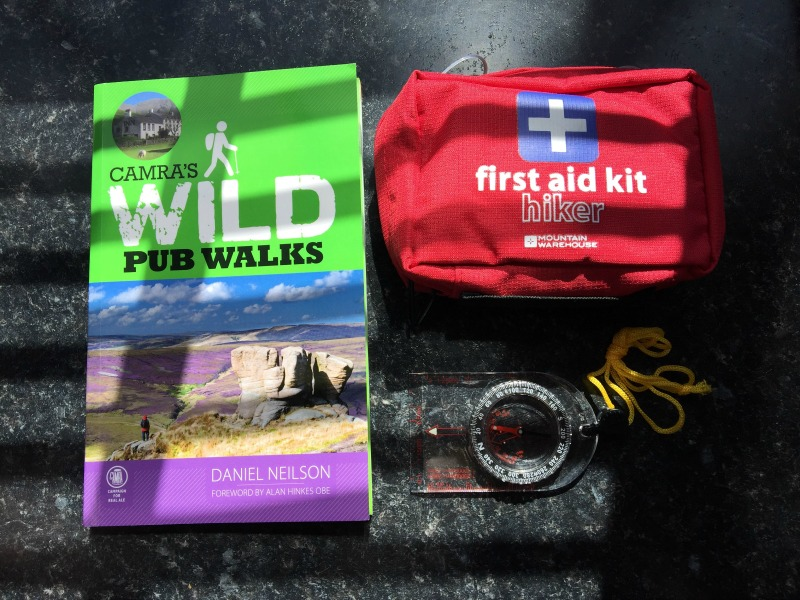 Mountain Warehouse Hiker First Aid Kit [Essentials to Pack for a Highland Adventure]