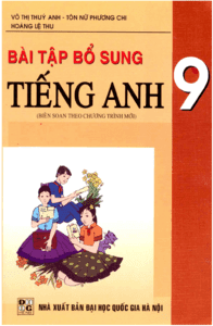 Bài Tập Bổ Sung Tiếng Anh 9