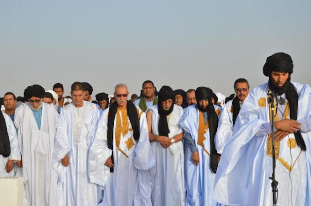 مواقيت صلاة عيد الاضحى المبارك بمخيمات اللاجئين الصحراويين