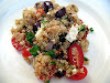 Quinoa, Tomato and Feta Salad