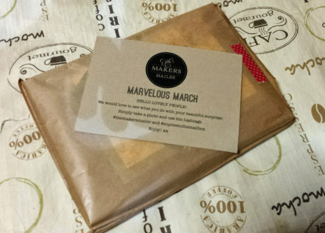 The Makers Mailer*