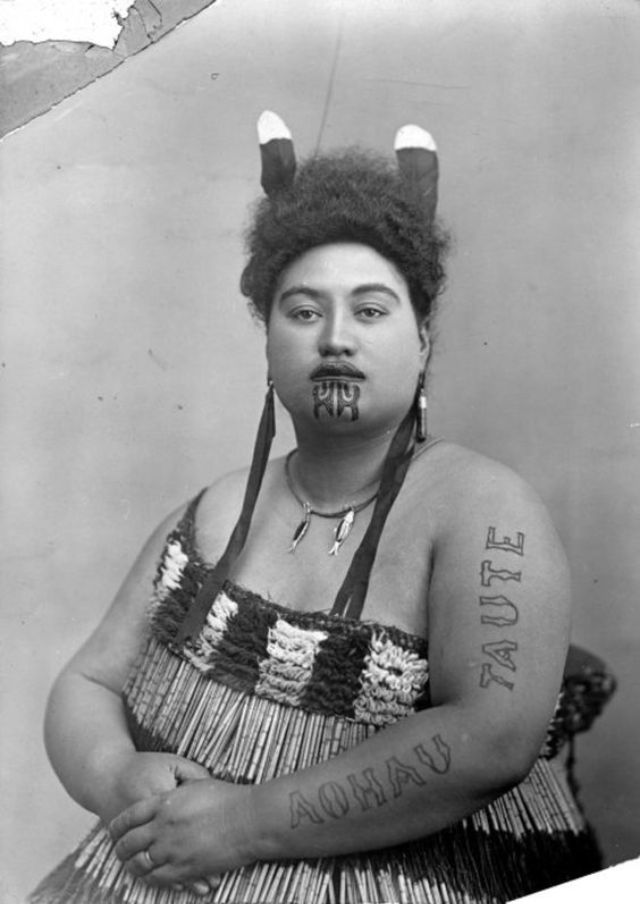 Moko Kauae 30 Incredible Portraits Of Maori Women With