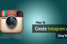 Create An Instagram Account On Computer