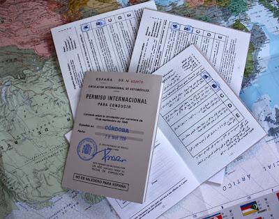 Permiso de Conducir Internacional