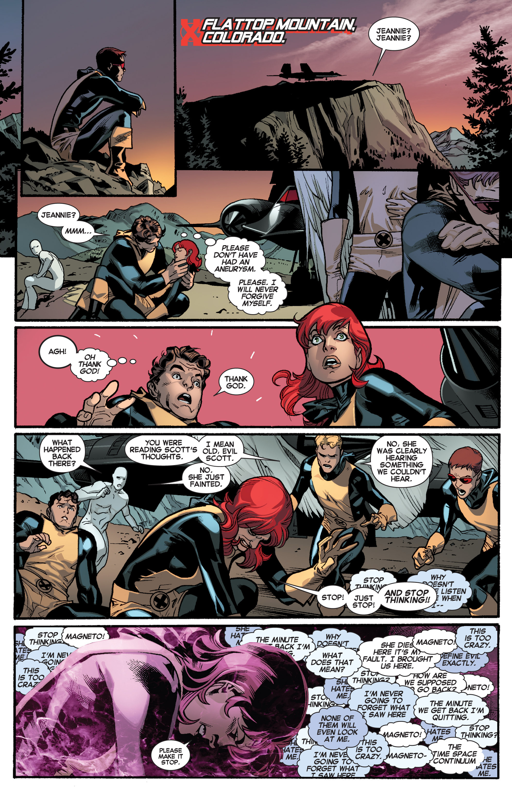 Read online All-New X-Men (2013) comic -  Issue # _Special - Yesterday's X-Men - 78