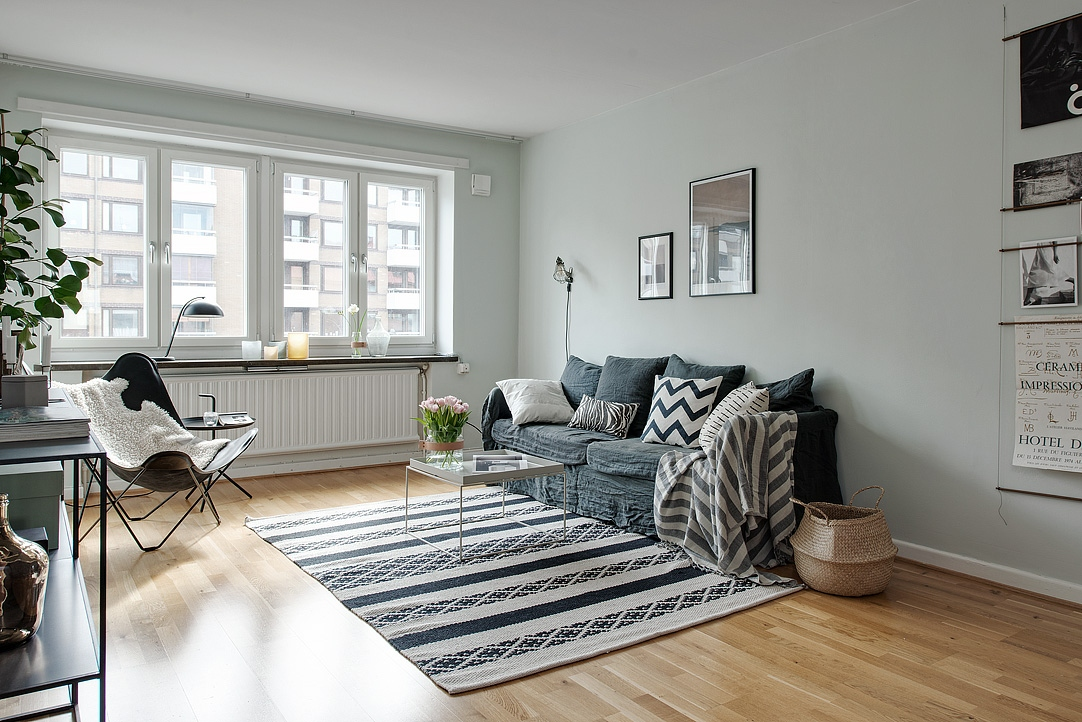 Scandinavian Design Swedish Ar Deco Home Tour  Apartment