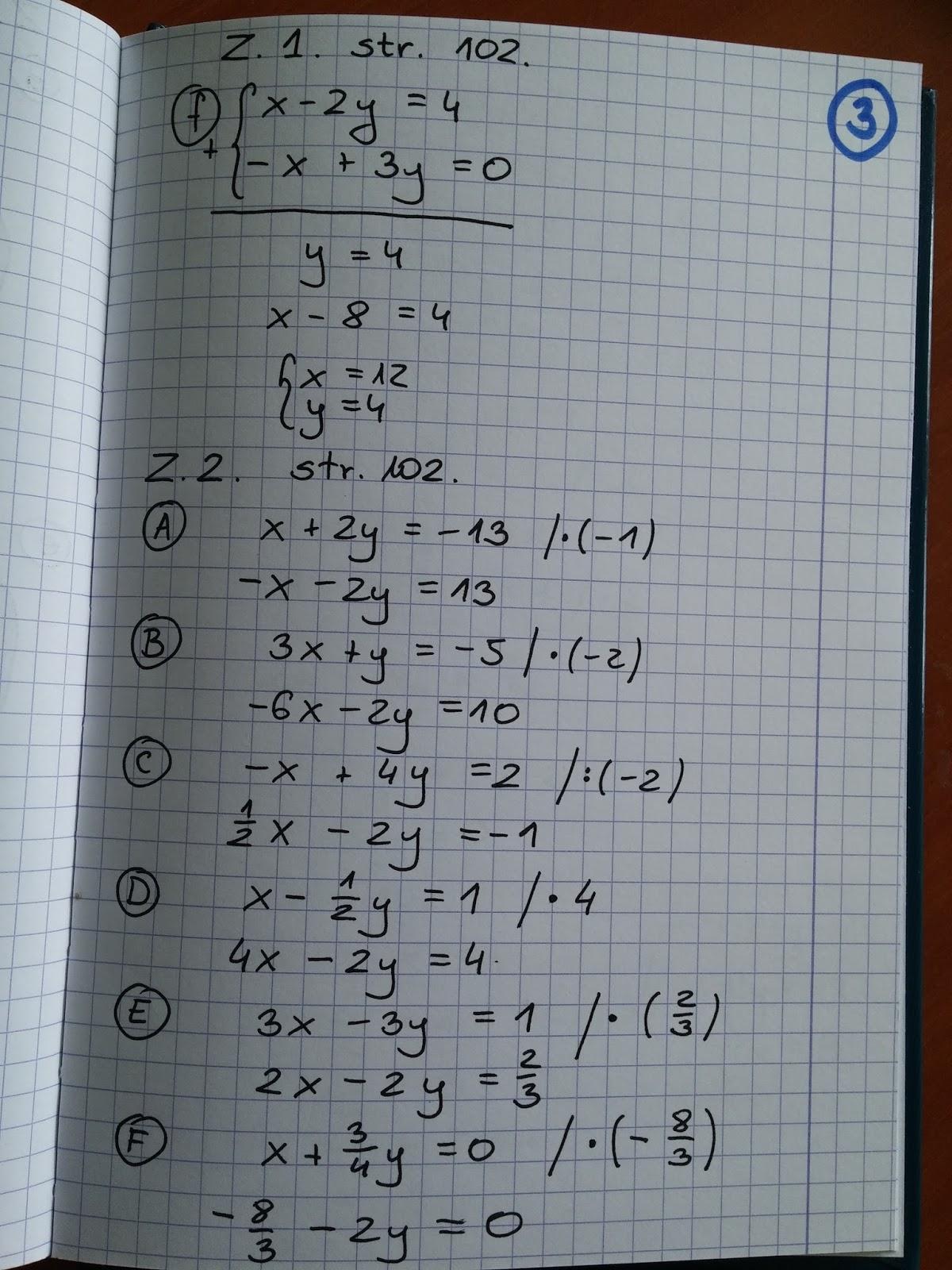 matematyka 2001 podręcznik klasa 3 gimnazjum
