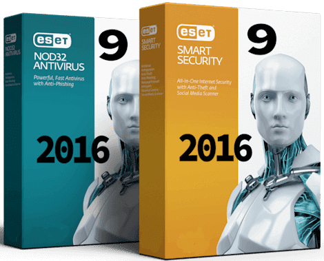 ESET NOD32 Antivirus 9 Activation Key valid till 2020 ...