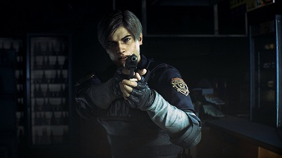 Resident Evil 2 Remake Screenshot