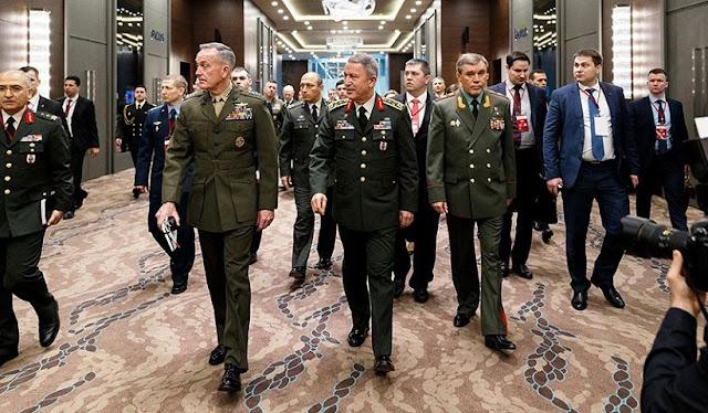 Η Ρωσία απέτρεψε σύγκρουση ΗΠΑ - Τουρκίας;