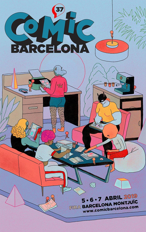 Saló del Còmic 2018