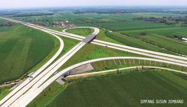Inilah 7 Jalan TOL Baru yang akan dioperasikan bulan ini