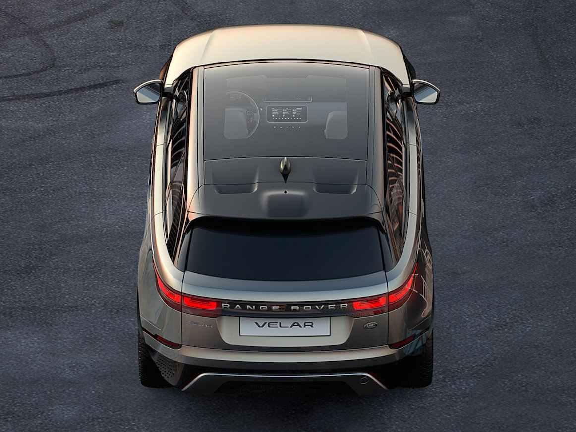 Range Rover Velar. Jaguar Land Rover