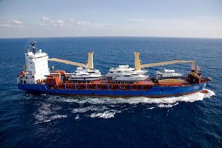 Čarter prevoz plovila