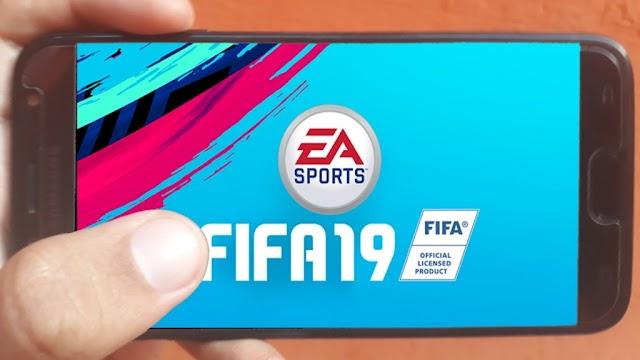 OFICIAL Saiuu!!? FIFA 19 Mobile PARA ANDROID Nova ATUALIZAÇÃO + Downloand