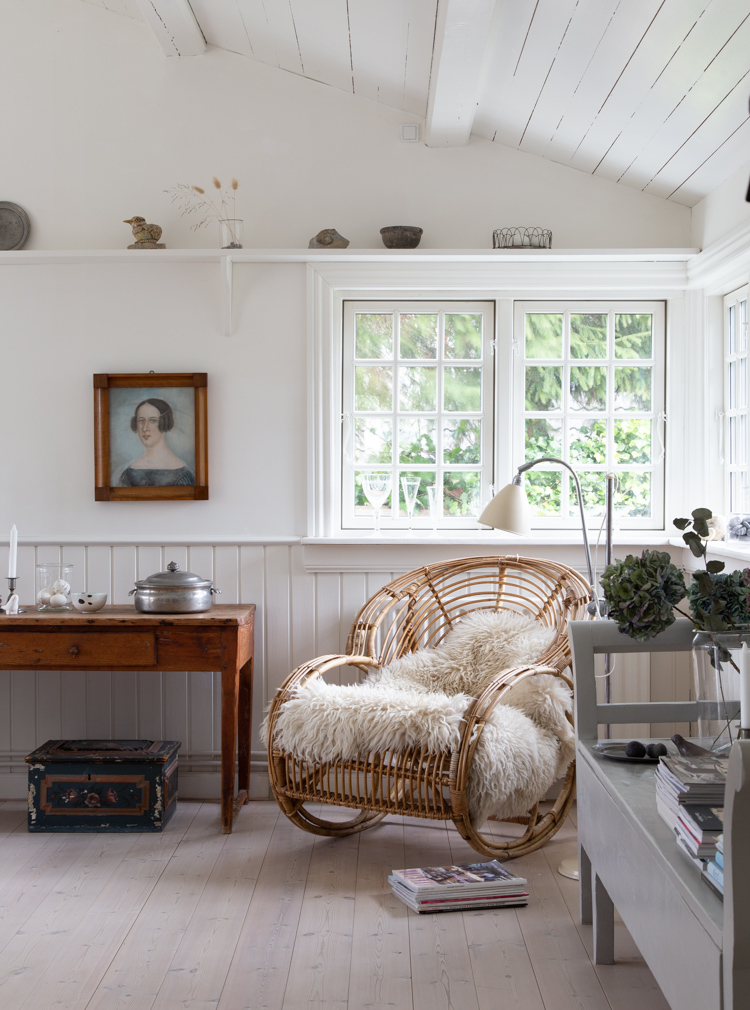My Day At A Charming Danish Cottage By The Sea