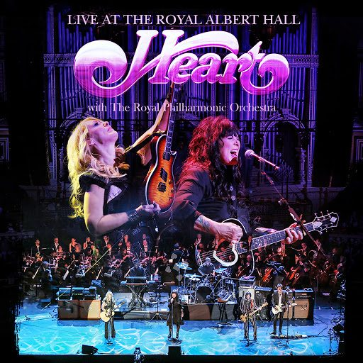 HEART & The Royal Philharmonic Orchestra - Live At The Royal Albert Hall (2016) full
