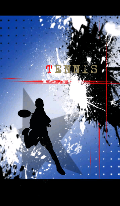 Splash Tennis Blue Ver.