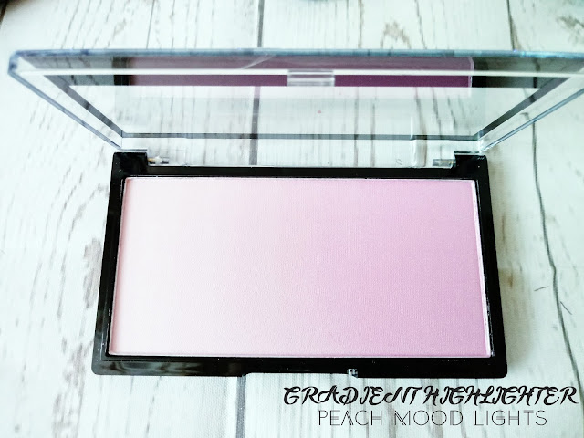 Paletki Gradient & Shimmer MAKEUP REVOLUTION - recenzja