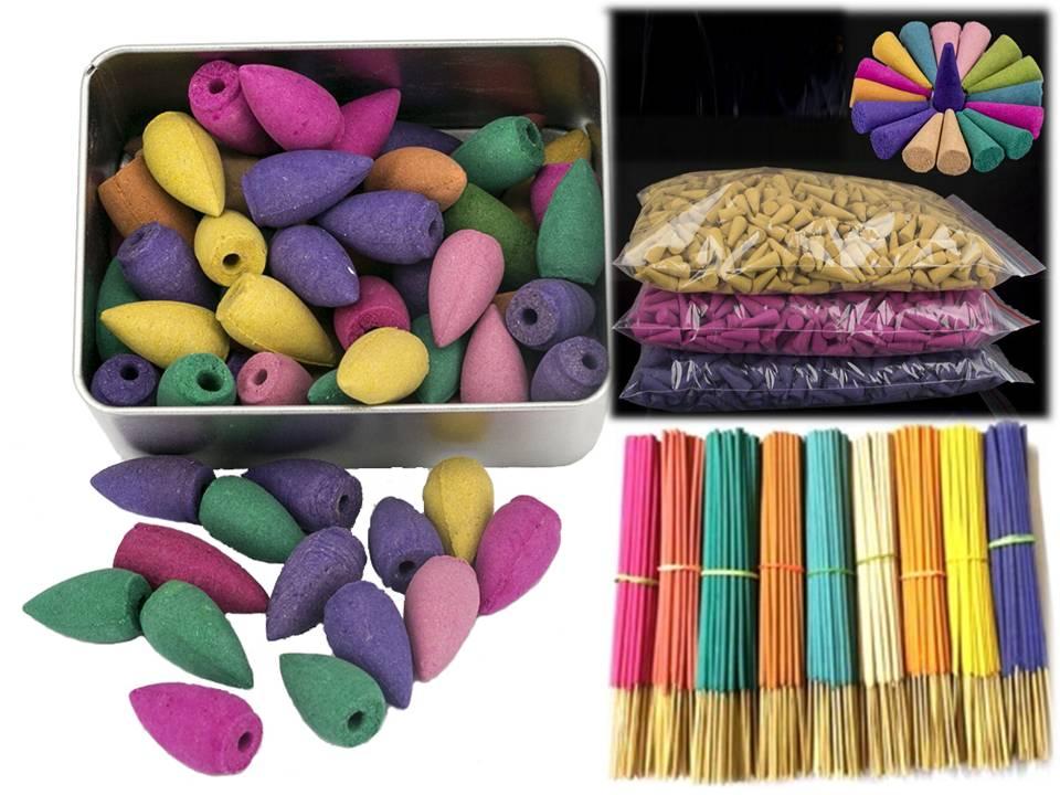 Aromaterapia Salud Y Magia Como Colorear Tus Inciensos Y El Significado De Cada Color
