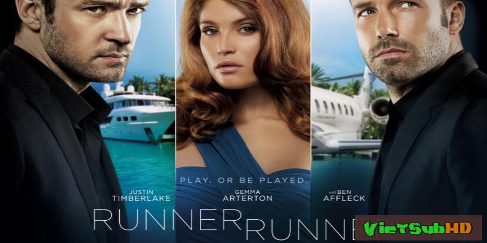 Phim Át Chủ Bài VietSub HD | Runner Runner 2013