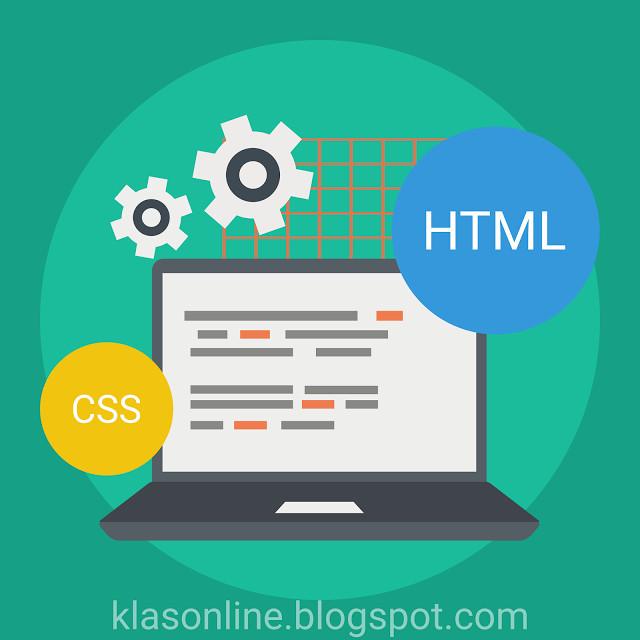 Mengenal HTML dan CSS Dasar Pintar Sekolah