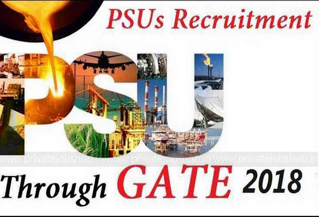 PSU Through Gate 2018