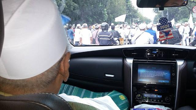 Agar di Akui Rasulullah, Habib Abdurrahman Kwitang ikut Unjuk Rasa